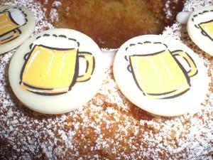 Kaffee und Kuchen an Schützenfest